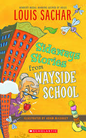 book sideways stories from wayside by louis sachar
