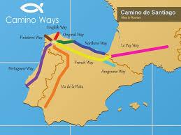 25 best el camino spain images on pinterest Camino De Santiago Map camino de santiago camino de santiago mapa