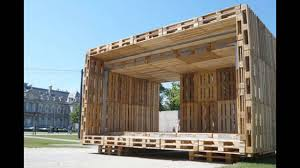 Pallet Home Pallet Furniture Ideas Pallet Furniture House Plans Youtube