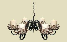 chandelier with chain