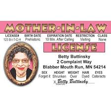 law Mother com 4 Home License Nidml Amazon Fun 's in Driver Signs 's 1X0qF1SWw6
