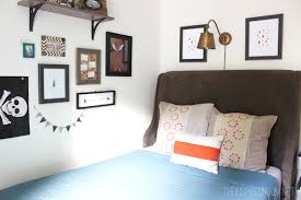 simple bedroom for teenage boys. Teen Boy Bedroom Makeover Progress: The New Bed Simple For Teenage Boys L