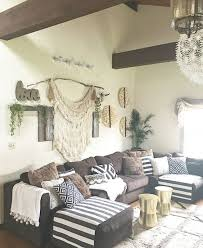 decoration idea for living room. Interesting For Bohemian Living Room Decorating Idea 17 Throughout Decoration Idea For Living Room