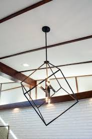 modern lighting fixture. A Fixer Upper Take On Midcentury Modern | HGTV\u0027s With Chip And  Joanna Gaines HGTV Modern Lighting Fixture I