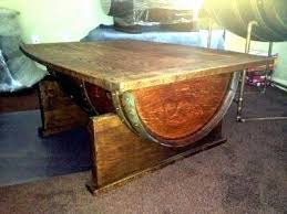 wine barrel furniture plans. Wine Barrel Furniture Plans New Barrell Coffee Table Wine Barrel Furniture Plans E