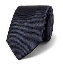Lanvin 7cm Silk Twill Tie