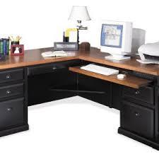 black computer desks and l shaped computer desk with hutch black computer desks