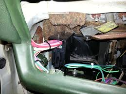 ez wiring mini circuit install review for a bodies only mopar so anyway i made a bracket to mount it under the dash near where the original one was i used the welder and some 1 8 plate steel