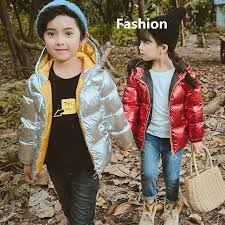 baby child infant winter cotton padded jacket thicken hooded solid coat boys girls uni parkas coat short kids outerwear boy winter coat toddler coats