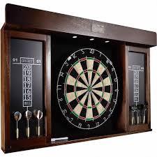 dartboard accessories cabinet backboard self healing 6 darts flights game room