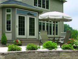 home patio door