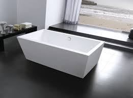 bathtub design wonderful kohler freestanding tub bathtub stand alone with inch acrylic bathtubs bathroom mesmerizing barclay