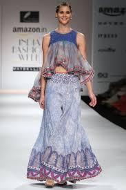 Female Set Designers Asymmetric Top And Skirt Set Designers
