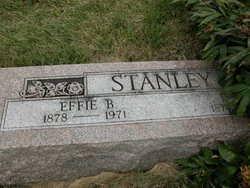 Effie Potter Stanley (1878-1971) - Find A Grave Memorial