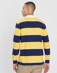 ls ultra knit cotton jersey rugby shirt by polo ralph lauren the iconic australia