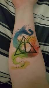 фото тату дары смерти от 20022018 178 Deathly Tattoo Tattoo