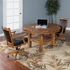 designs sedona table top base: sunny designs sedona  piece game amp dining table set