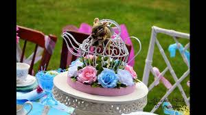 Alice In Wonderland Decorations Alice In Wonderland Party Decoration Ideas Youtube