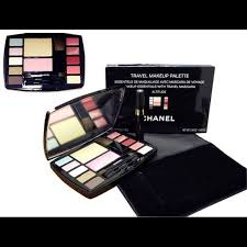 chanel makeup travel set brand new