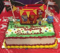 Daniel Tiger Birthday Cake Publix Did What We Asked For The Actual