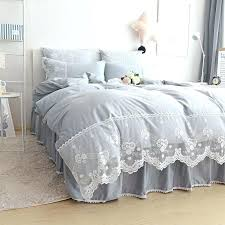 pink grey duvet cover and spade thistle street cotton blue purple beige single double bedding set pink and grey duvet cover