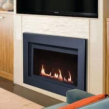 vent free gas fireplace inserts zero clearance insert to combustibles