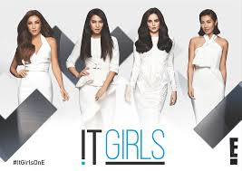 The it girl tv series