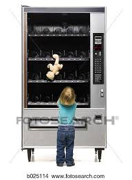 Girl Vending Machine Unique Stock Photo Of Girl Buying A Teddy Bear From A Vending Machine
