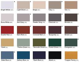 Amish Paint Colors