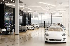 Dealership Showroom Design