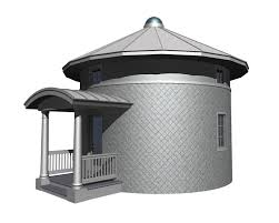 Grain Bin Home Grain Bin Cabin Magielinfo