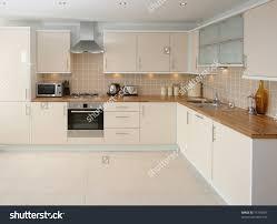 Modern Kitchen Interiors Modern Kitchen Interior Stock Photo 75138307 Shutterstock