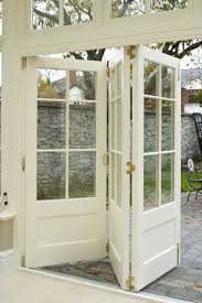 image renewal by andersen white french doors