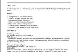 purchasing agent resume examples. Sample Sales Representative Resume  Template