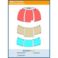 Wilbur Theatre Events And Concerts In Boston Wilbur