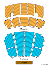 The Ready Room St Louis Seating Chart Venue Information For Stifel Theatre