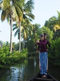 My Next Job Picture Of Munroe Island Backwaters Canoe Tours