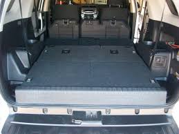 Replaced Sliding Cargo Tray with 3rd Row Seats - Toyota 4Runner ...