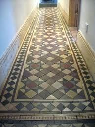 vintage floor tile the vintage floor tile company launch traditional hallway and landing vintage mosaic bathroom