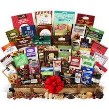 Amazoncom  Gift Basket Village Home For The Holidays Christmas Christmas Gift Baskets Online