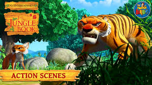 jungle book ᴴᴰ cartoon show action pilation 7 latest cartoon for kids you