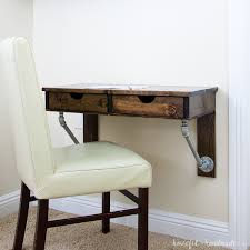 create the perfect homework space with this easy to build desk this easy rustic industrial
