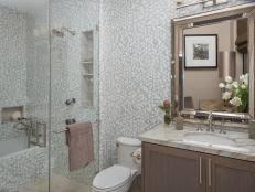 Small Picture 20 Small Bathroom Design Ideas HGTV