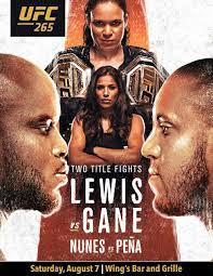 UFC Fight Night 265 - WrightPatt Blog ...