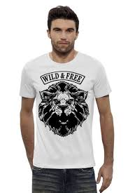 "Футболка Stanley Leads ""WILD & FREE"" от alekss--nero | T-Shirt ..."