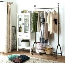 Mainstays Coat Rack Magnificent Rolling Closet Rack Rolling Garment Rack Closet Organizer Shelf