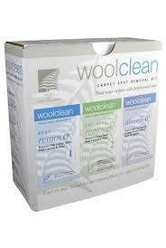 woolclean spot removal kit