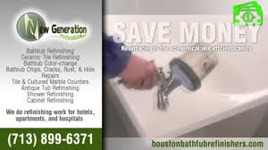 bathtubs refinishing in houston texas