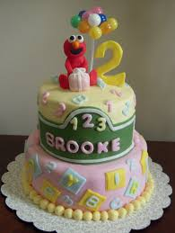 Elmo Birthday Cake Ideas Wedding Academy Creative Red Elmo