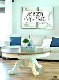 coffee table converts into dining tables that turn turns turned pedestal with a f